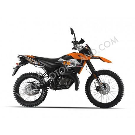 KSR MOTO TR 50 X CROSS ENDURO