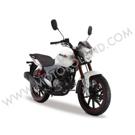 KSR MOTO CODE 125 White