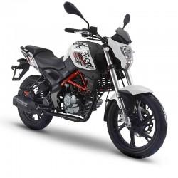 KSR MOTO GRS 125 White