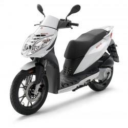 KSR MOTO SOHO 125 White