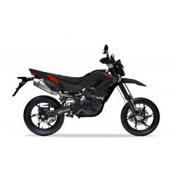 KSR MOTO TW 125 SM Black