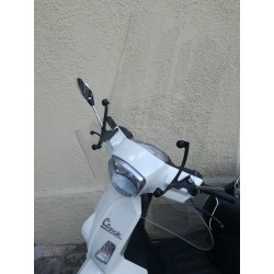 Parabrezza per KSR MOTO CLASSIC 125 RICAMBI e ACCESSORI