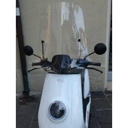 Parabrezza per NIU N1s NQiSport NQi Lite 50 Scooter Elettrico RICAMBI e ACCESSORI