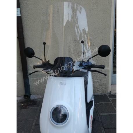 Parabrezza per NIU NQi Sport Scooter Elettrico 50 RICAMBI e ACCESSORI